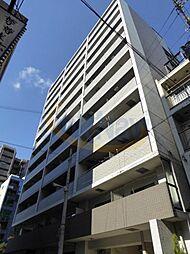 エスリード福島駅前第2[8階]の外観