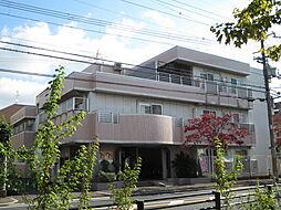グリーンコートウエダ[3階]の外観