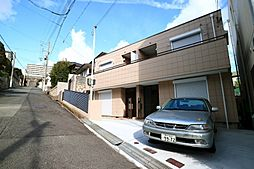 [テラスハウス] 兵庫県神戸市垂水区高丸3丁目 の賃貸【/】の外観