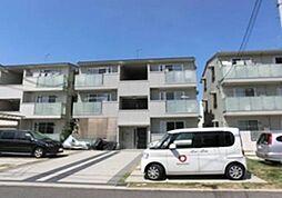 広島県広島市中区吉島西1丁目の賃貸アパートの外観