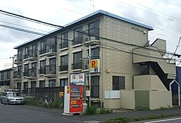 埼玉県川口市朝日6丁目の賃貸マンションの外観
