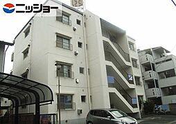 ハイツ稲沢H棟[4階]の外観