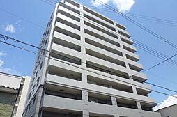 エスリード北田辺III[7階]の外観