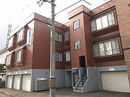 第22森宅建マンション[3階]の外観
