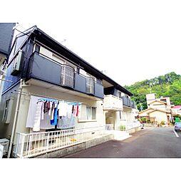 静岡県静岡市葵区昭府の賃貸アパートの外観