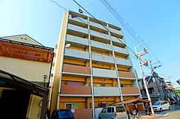 大阪府大阪市生野区新今里7丁目の賃貸マンションの外観