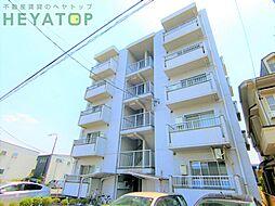 愛知県名古屋市南区北内町2丁目の賃貸マンションの外観