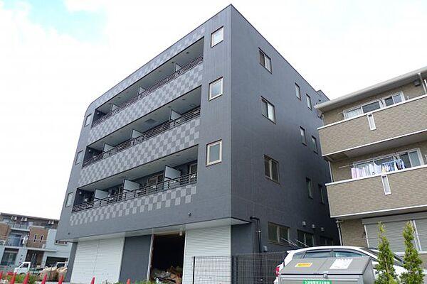 スマートガーデン津田沼[301号室]の外観