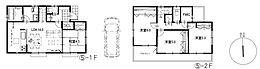 (5区画)建築参考プラン