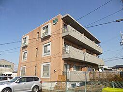三重県四日市市広永町の賃貸マンションの外観