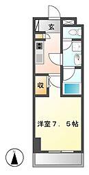 meLiV鶴舞(旧アーデン鶴舞)[12階]の間取り