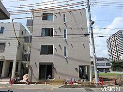 永野マンションII[4階]の外観