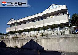 サウスヒルズC棟[2階]の外観