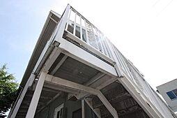 香川県高松市東ハゼ町の賃貸アパートの外観