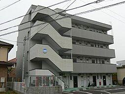 東水南上宿マンション[203号室]の外観