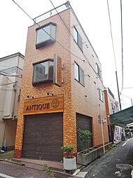 東京都大田区大森中2丁目の賃貸マンションの外観