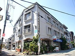 西村マンション[3階]の外観