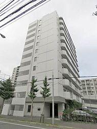 北海道札幌市豊平区豊平一条3丁目の賃貸マンションの外観