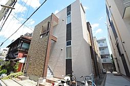愛知県名古屋市北区杉栄町4丁目の賃貸アパートの外観