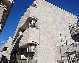 新築・ルーツ拾壱番館[1階号室]の外観
