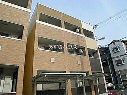 フジパレス杉本町III番館[2階]の外観