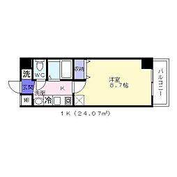 フェニックス[2階]の間取り