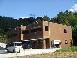 山口県宇部市大字中山の賃貸アパートの外観