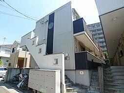 クレフラスト松戸吉井町[2階]の外観