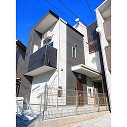 大阪府大阪市西淀川区姫島5丁目の賃貸アパートの外観