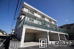愛知県豊田市五ケ丘6丁目の賃貸マンションの外観