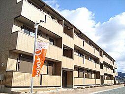大阪府羽曳野市古市の賃貸マンションの外観