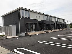 木更津市金田東1丁目新築アパート[101号室]の外観