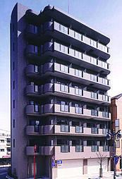 プラージュ湘南[5階]の外観