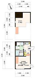 仮)南長崎2丁目III計画[1階]の間取り