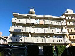 セントラルアサノA棟[3階]の外観