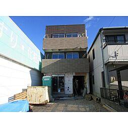 愛知県名古屋市東区新出来2の賃貸アパートの外観