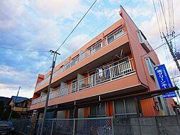 千葉県柏市若葉町の賃貸マンションの外観