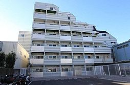 東京都大田区千鳥2丁目の賃貸マンションの外観