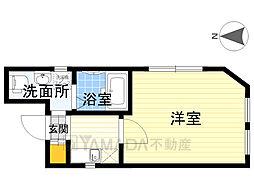 大井町駅 4.6万円