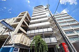 プリエールJR尼崎駅前[4階]の外観