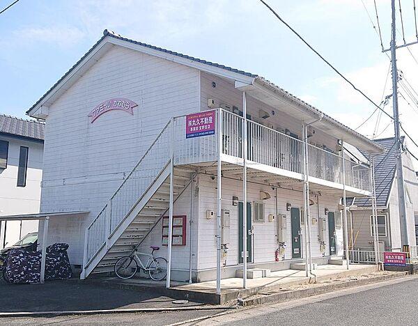 ファミール河村I 2階の賃貸【山口県 / 山口市】