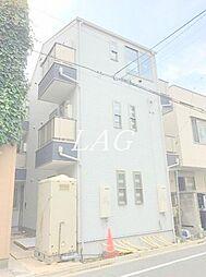東京都豊島区高松1丁目の賃貸アパートの外観