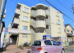 埼玉県さいたま市大宮区土手町3丁目の賃貸マンションの外観