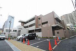 大阪府大阪市旭区千林2丁目の賃貸マンションの外観