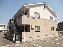 ハーブメゾン藤井B[102号室]の外観