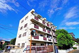 東京都清瀬市旭が丘1丁目の賃貸マンションの外観