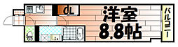 SQUARE SIRIES VoL.6[903号室]の間取り