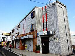 大阪府大阪狭山市東茱萸木4丁目の賃貸マンションの外観