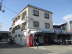 兵庫県宝塚市光明町の賃貸マンションの外観