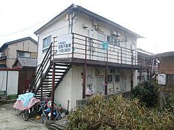 三重県四日市市浜一色町の賃貸アパートの外観